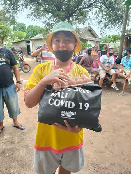 LET'S HELP BALI (COVID 19)